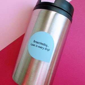 Breastfeeding Water Bottle – Mamma Box